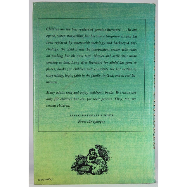 Stories for Children, 1st Edition Book by Isaac Bashevis Singer - Image 3 of 8