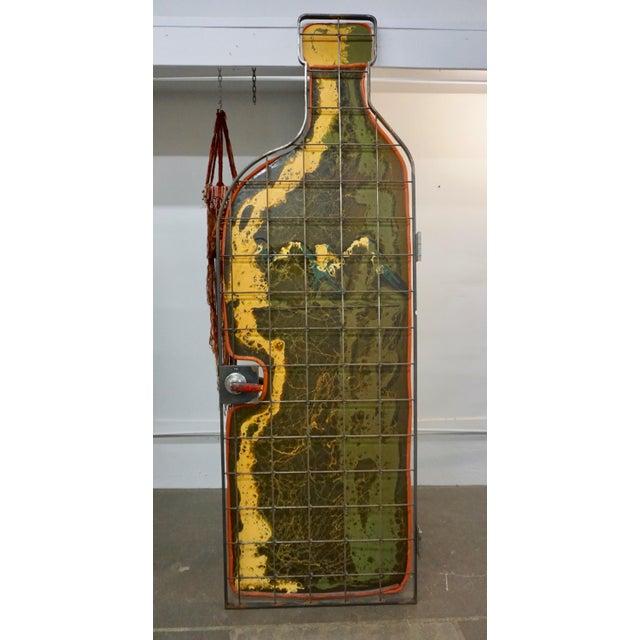 Metal Gaetano Pesce Resin Door For Sale - Image 7 of 10