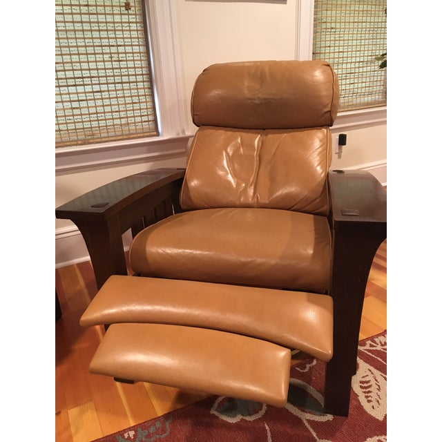 Stickley Mission Recliner Chair - Image 6 of 6