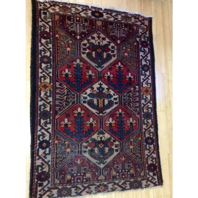 Afghanistan Handmade Oriental Rug - 5′ × 7′ - Image 6 of 6