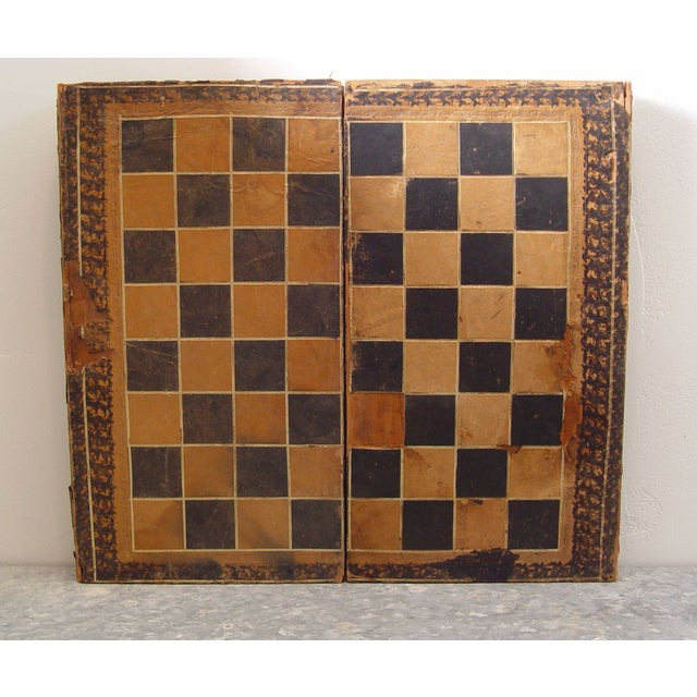 Backgammon Chess Board Book Box - Image 3 of 8