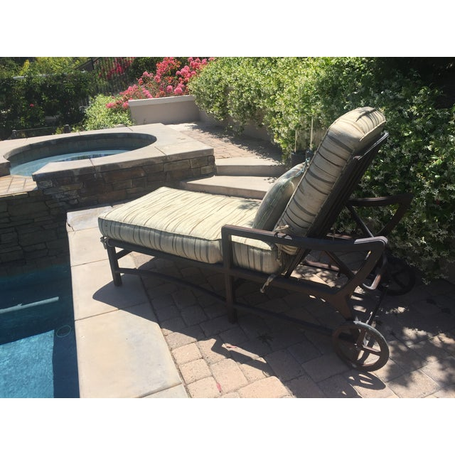 Outdoor Tommy Bahama Single Chaise - Image 4 of 8