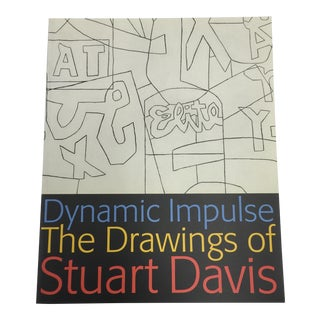 """Dynamic Impulse: The Drawings of Stuart Davis"""
