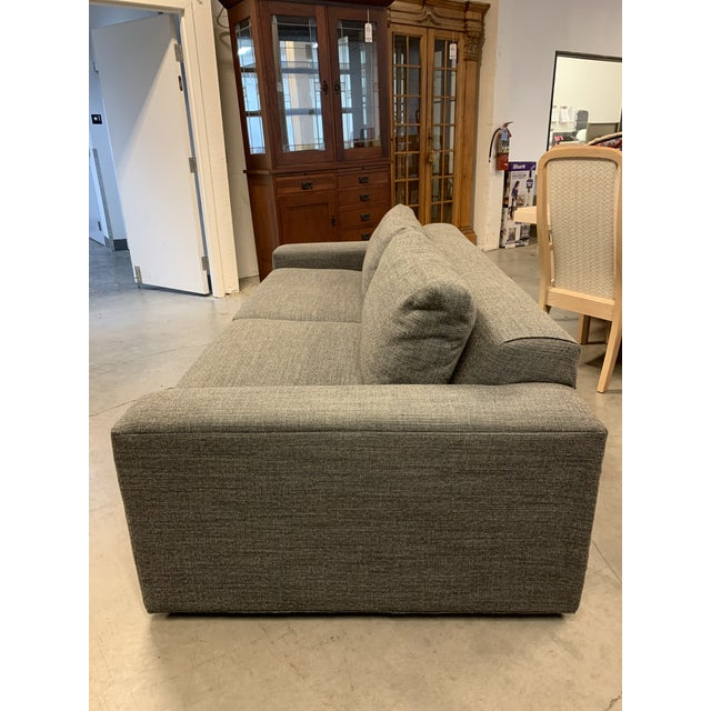 Contemporary Room and Board McCreary Modern Sofa For Sale - Image 3 of 13