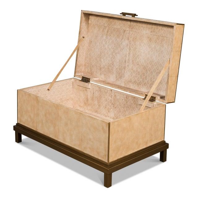 Sarreid Ltd. Sarreid Milton Coffee Table For Sale - Image 4 of 8