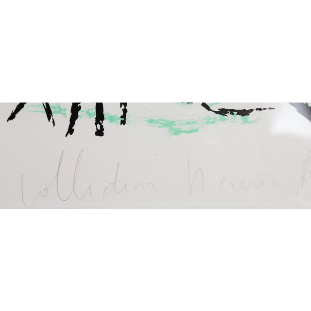 "Pablo Picasso ""Femme Endormie"" Lithograph - Image 2 of 2"