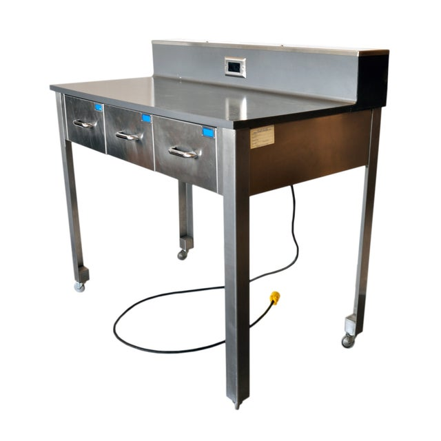 Medical Workbench with 3 Drawers - Image 2 of 6