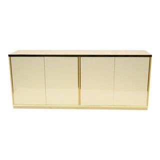 Romeo Rega Style Mid-Century Modern Sideboard For Sale