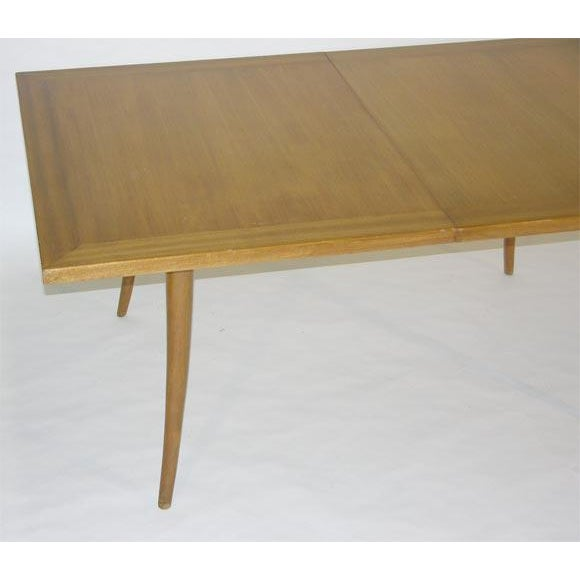 1950s Harvey Probber Sabre Leg Dining Table For Sale - Image 5 of 7