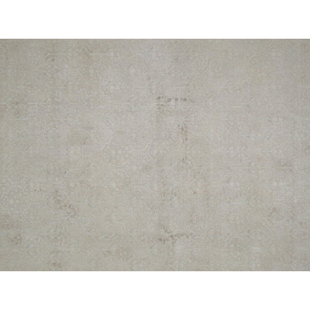 """Indian Chelsea Carpet - 7'9"""" x 10' - Image 4 of 6"""