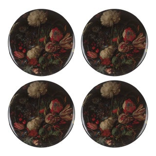 Antwerp Style A Dinner Plate - Set of 4 For Sale