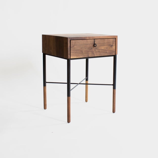 Phillip Nightstand and Side Table For Sale - Image 11 of 11