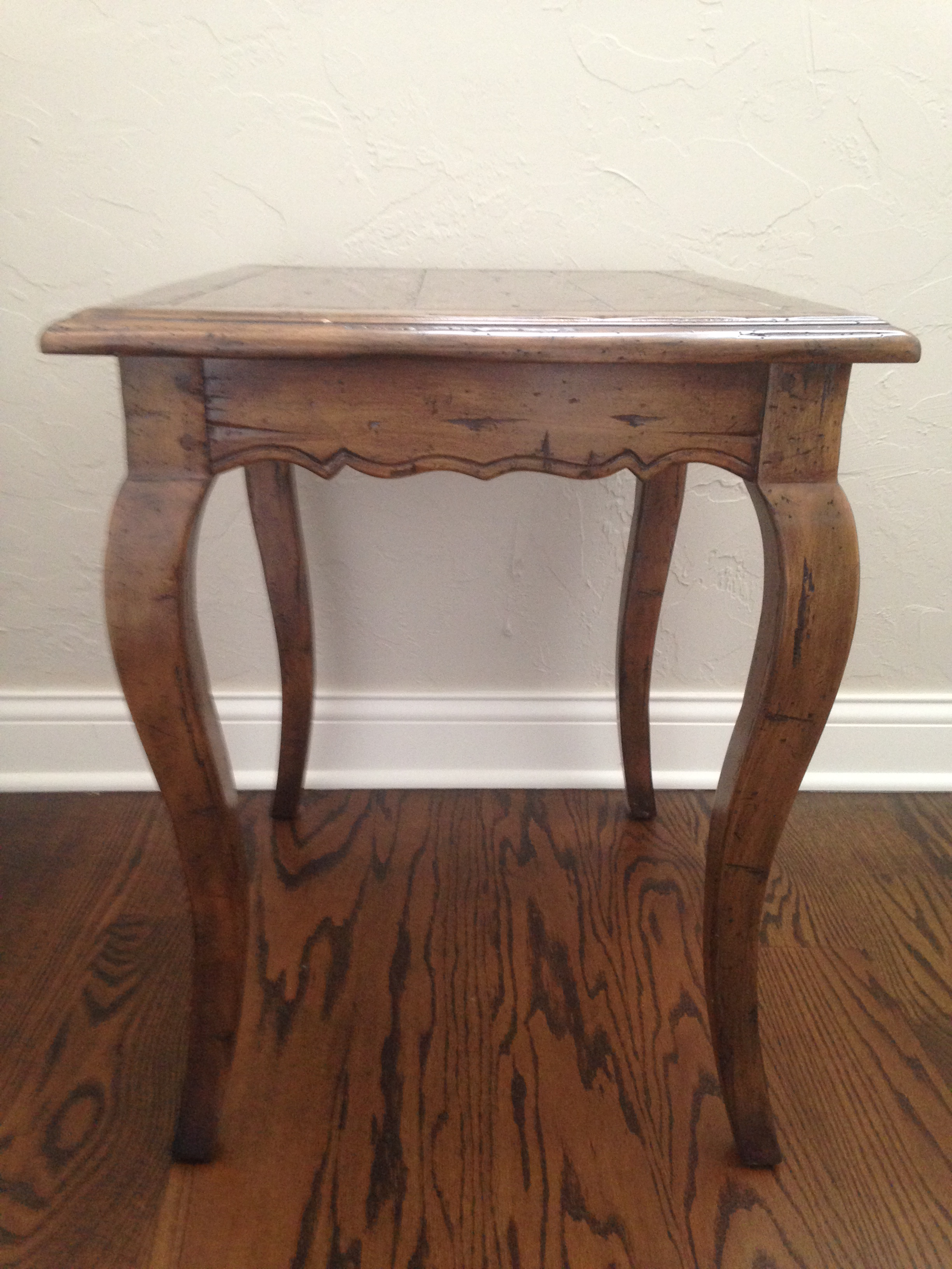 2000s Vintage Guy Chaddock Side Table For Sale   Image 5 Of 5