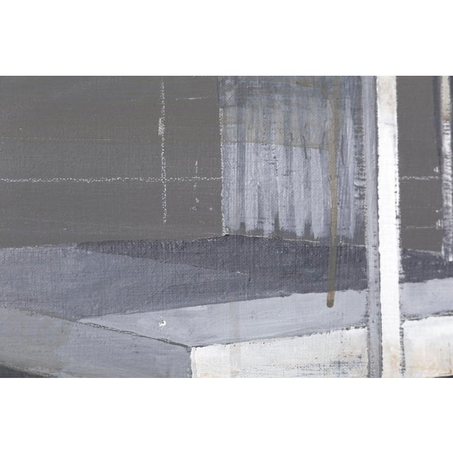 "Abstract Tom Judd, ""Farnsworth House"" For Sale - Image 3 of 7"