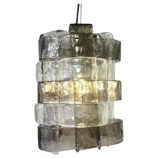Pendant by Carlo Nason in Murano Glass, Italy, Circa 1960 For Sale