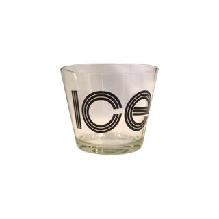 Mid 20th Century Ice Bucket For Sale