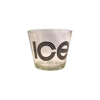 Mid 20th Century Ice Bucket For Sale