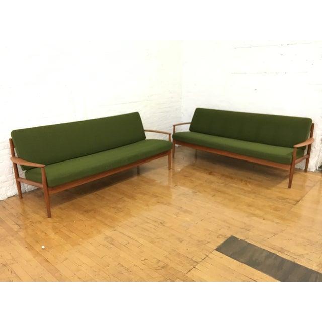 Grete Jalk Danish Sofas - A Pair - Image 8 of 9