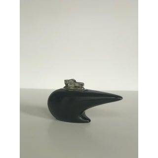 Vintage Atomic Black Ceramic Lighter Preview