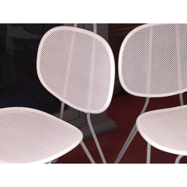 Paola Navone Italian Dining Chairs - Set of 6 - Image 4 of 7