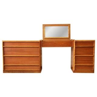 Robsjohn-Gibbings Vanity Dresser for Widdicomb