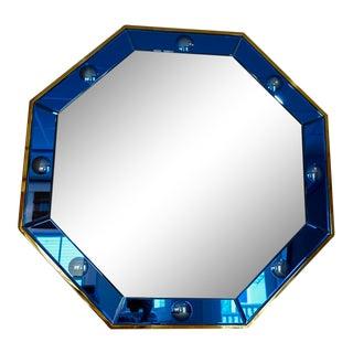 Bunny Williams Octana Sapphire Mirror