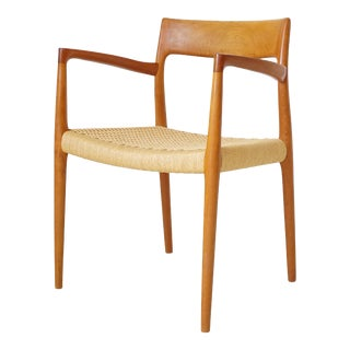Jl Moller Model 56 Dining Chair For Sale