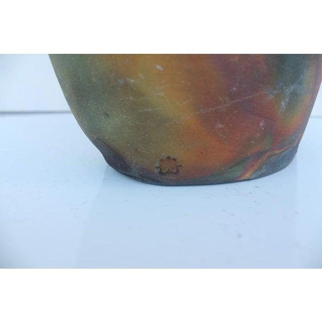 Vintage Studio Pottery Vase For Sale - Image 7 of 9