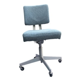 Mid-Century Modern Space-Agesque Office Chair For Sale