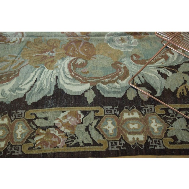 "Vintage Turkish Kilim Carpet - 6' x 8'9"" - Image 2 of 6"