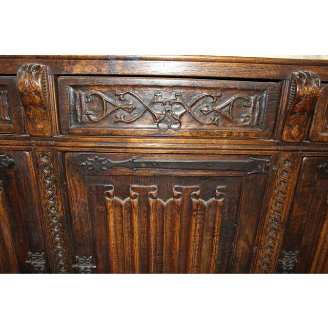 Early 18th Century 18th Century French Neoclassical Buffet/Sideboard For Sale - Image 5 of 12