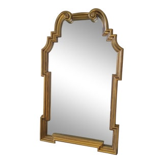 Hollywood Regency La Barge Style Mirror For Sale