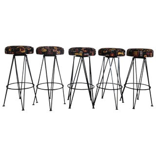 Midcentury Bar Stools For Sale