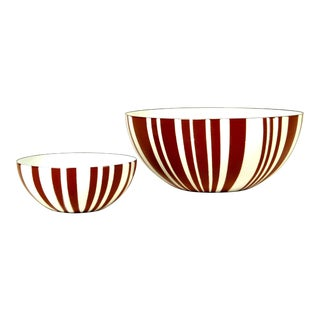 Cathrineholm of Norway Bowls - a Pair For Sale