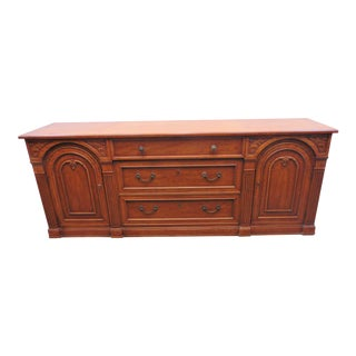 Henredon Custom Folio One Italian Style Sideboard For Sale
