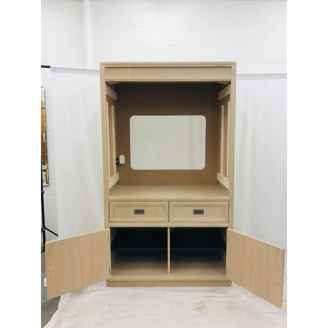 Hollywood Regency Vintage Hutch By For Sale - Image 3 of 5