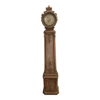 Vintage General Electric Swedish Style Grandmother Clock For Sale