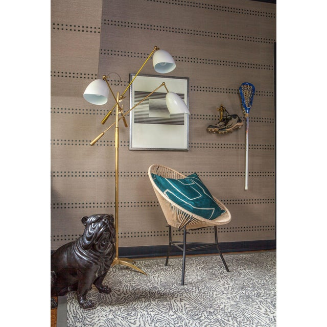 Mid-Century Modern Roost Ellipse Chair For Sale - Image 3 of 4