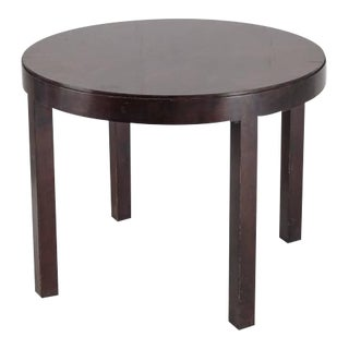 Nordiska Kompaniet Birch Coffee Table, Sweden, 1932 For Sale