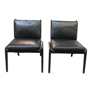 Stellar Works Ren Chairs - A Pair For Sale