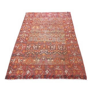 "Antique Persian Malayer Rug - 4'6"" x 6'2"" For Sale"