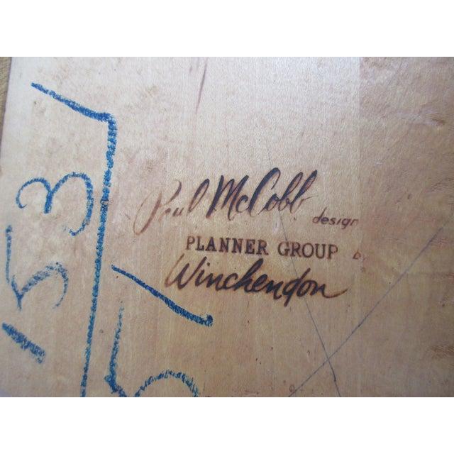 Paul McCobb Planner Desk & Chair For Sale - Image 11 of 11