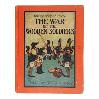 Childrens Book War of the Wooden Soldiers For Sale