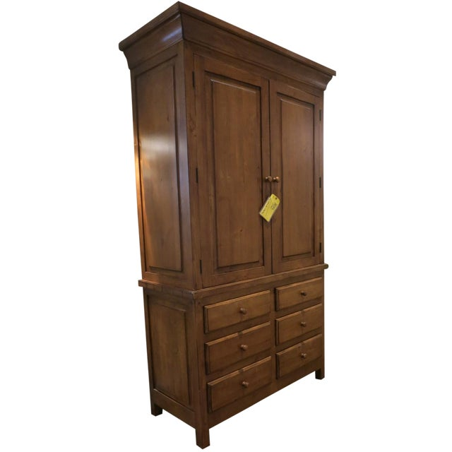 Classic American Armoire - Image 1 of 5