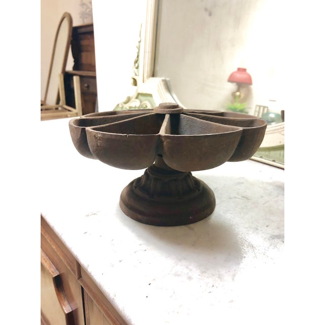 19th Century Industrial Iron English Cobblers Tray For Sale In Nashville - Image 6 of 6