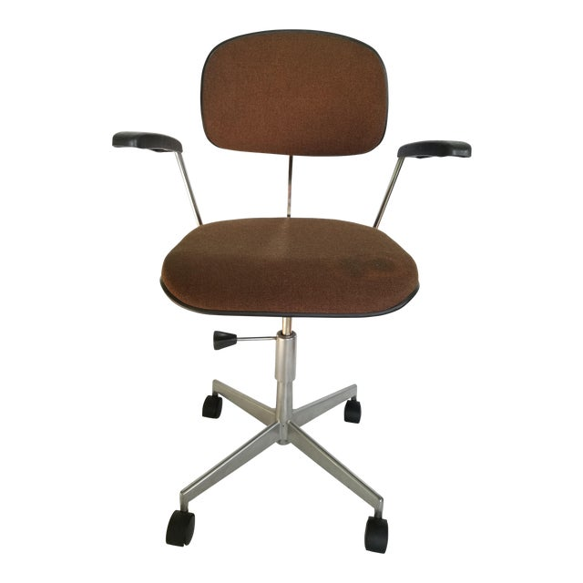 Labofa Mid-Century Modern Desk Chair For Sale