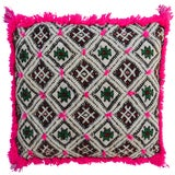 Image of Moroccan Berber Pink Pillow For Sale