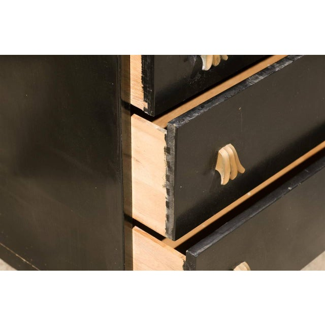 Rare Chest by Robsjohn-Gibbings for Widdicomb, Choice of Lacquer Finish For Sale - Image 9 of 10