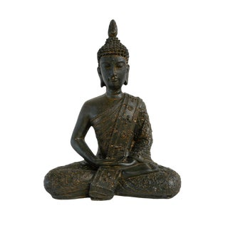 Stone Sitting Buddha Statue For Sale