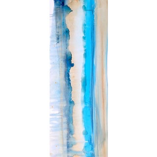 Atmosphere' Original Abstract Painting by Linnea Heide For Sale
